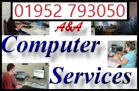 Laptop Repairs - PC Repairs service in Telford Shropshire