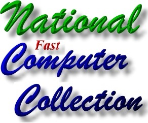 National Faulty UK Computer Collection