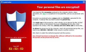 Shropshire Laptop and PC ransomware and ransomware removal