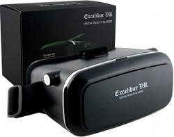 About Excalibur Virtual Reality Glasses