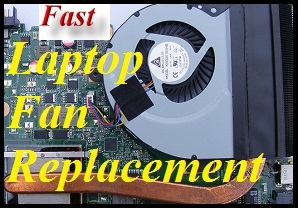 Shropshire Laptop Fan Repair - Qualified Laptop Fan Replacement - Fix