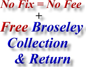 Free Broseley Faulty Computer Collection
