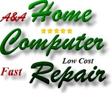 Fast, Low Cost UK Home computer Repair