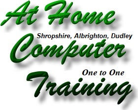 Computer Training - Computer Lessons at Home