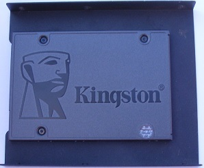 Shropshire PC Kingston Solid State Drive Installation