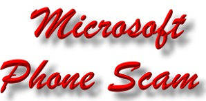About Microsoft Telephone Scam in Telford