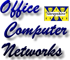 About Shropshire office computer networking