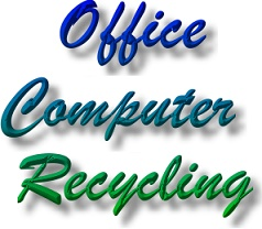 Office computer recycling Telford