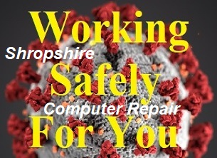 Shrewsbury Computer Repair Open