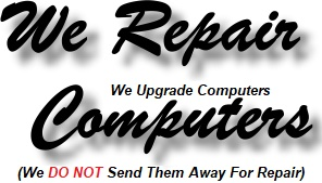 Fast, Fast UK Computer Repair - No fix = No Fee